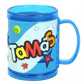 Az én nevem - Az én poharam, Tamás