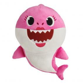 Baby Shark Cápa család zenélő plüss - Anya cápa