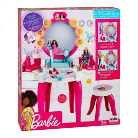 Barbie szépségszalon fény- és hangfunkciókkal Klein