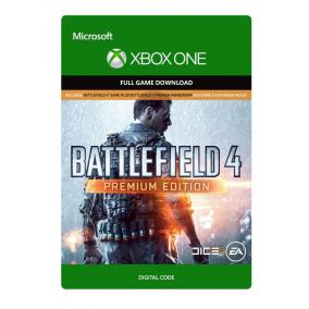 BATTLEFIELD 4 PREMIUM EDITION BUNDLE Xbox One CZ/SK/HU/RO