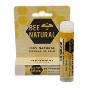 Bee natural borsmenta illatú méhviasz ajakbalzsam 4g