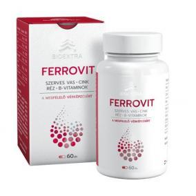 Bioextra ferrovit kapszula [60 db]