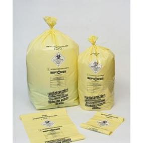 Veszélyes hulladékgyűjtő zsák 60 L/20db