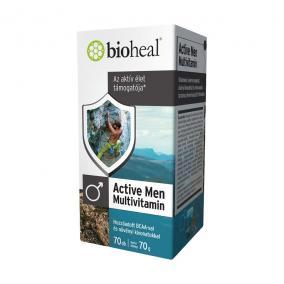 Bioheal Multivitamin active men [70 db]