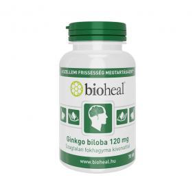 Bioheal Ginkgo biloba 120 mg tabletta [70 db]