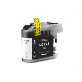 Brother LC 223 kompatibilis [BK] tintapatron (ForUse)