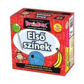 BrainBox Első színek társasjáték