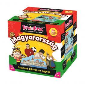 BrainBox Magyarország társasjáték