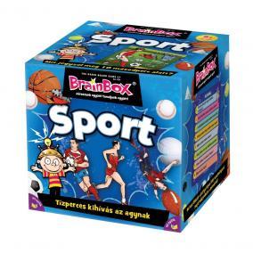 BrainBox Sport társasjáték