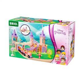 Brio 33312 Disney hercegnők kastély szett
