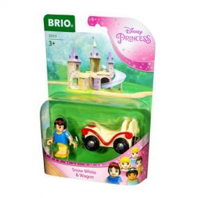 Brio 33313 Hófehérke és vonat