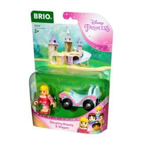 Brio 33314 Csipkerózsika és vonat