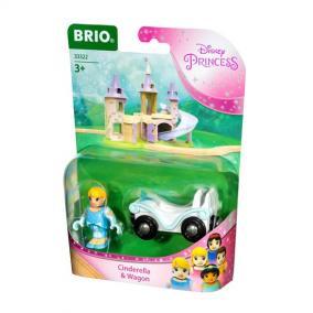 Brio 33322 Hamupipőke és vonat