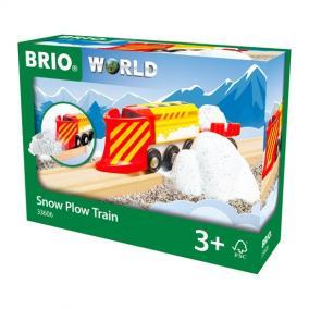 Brio 33606 Hókotró mozdony