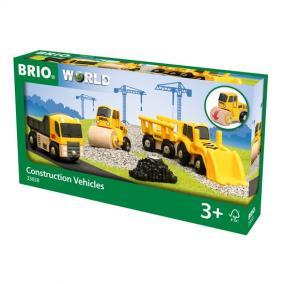 Brio 33658 Munkagépek
