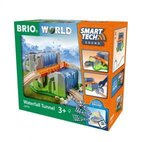 Brio 33978 Smart Tech Sound Vízesés alagút