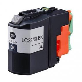 Brother LC 227 [BK] kompatibilis tintapatron (ForUse)