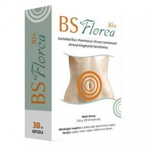 BS Florea Lactobacillus rhamnosus kapszula [30 db]