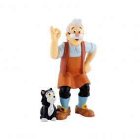 Bullyland 12398 Disney - Pinokkió: Geppetto