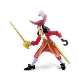Bullyland 12651 Disney - Pán Péter: Hook kapitány