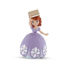 Bullyland 12931 Disney - Szófia hercegnő könyvvel