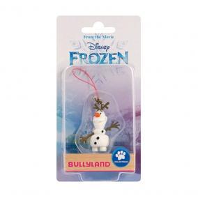 Bullyland 13073 Disney - Jégvarázs Mini Olaf kulcstartó