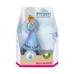 Bullyland 13431 Disney - Jégvarázs Olaf kalandjai: Anna medállal játékszett