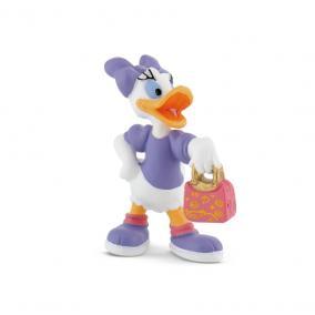 Bullyland 15343 Disney - Mickey egér játszótere: Daisy kacsa táskával