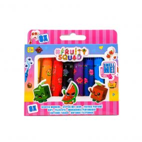 Canenco FruitySquad Illatos mini filctollak, 8 db