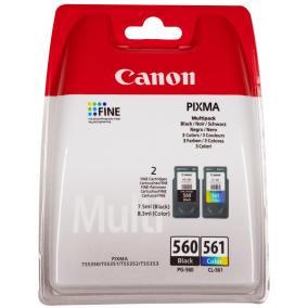 Canon PG-560 [BK] + CL-561 [Col] tintapatron (eredeti, új)