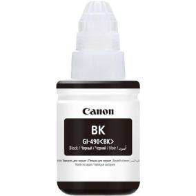 Canon GI-490 [BK] tintatartály (eredeti, új)