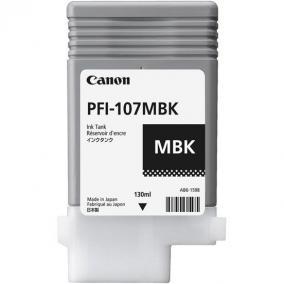 Canon PFI-107 [MBk] tintapatron (eredeti, új)