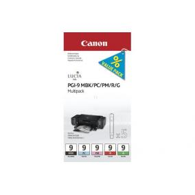 Canon PGI-9 [MBKPCPMRG] (Multipack) tintapatron (eredeti, új)