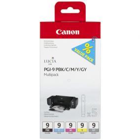 Canon PGI-9 [PBKCMYGY] (Multipack) tintapatron (eredeti, új)