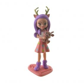 Comansi Enchantimals - Danessa Deer & Sprint játékfigura