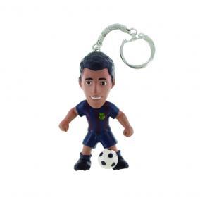 Comansi FC Barcelona - Luis Suarez focista kulcstartó