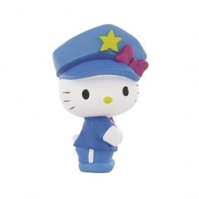Comansi Hello Kitty rendőr játékfigura