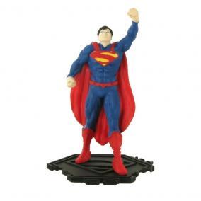Comansi Igazság Ligája - Superman repülő pózban játékfigura