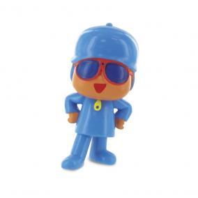 Comansi Pocoyo napszemüvegben játékfigura