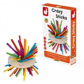 Crazy sticks - készségfejlesztő játék Janod