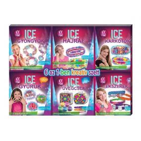 Creativ Kids Ice 6 az 1-ben kreatív szett