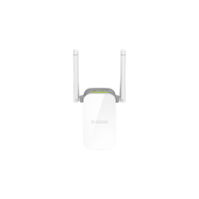 D-Link Wireless N300 Range Extender with 10/100 port and external antenna