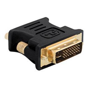 DELOCK 65016 Delock adapter, VGA 15pin (F) -> DVI 24+5 (M)