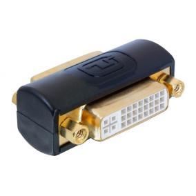 DELOCK 65225 Delock adapter, DVI 24+5pin (F) / (F)