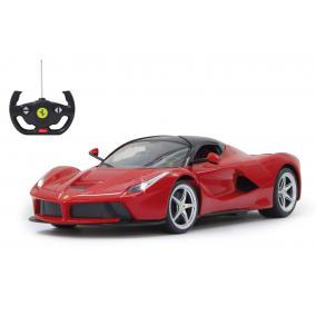 Deluxe távírányítós kisautó - Ferrari LaFerrari 1:14 404130 Jamara