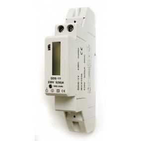 ANCO Digitális almérő DIN sínre, 1 fázisú