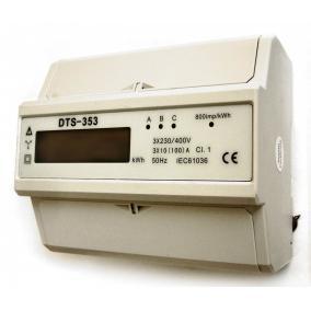 ANCO Digitális almérő DIN sínre, 3 fázisú (122x400x45mm)