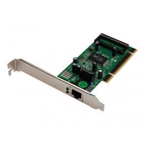 DIGITUS DN-10110 Digitus Gigabit Ethernet PCI kártya adapter, 32-bites