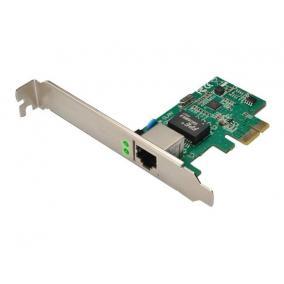 DIGITUS DN-10130 Digitus Gigabit Ethernet PCI Express network card kártya adapter, 32-bites