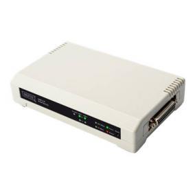 DIGITUS DN-13006-1 Digitus Printserver 10/100Mbps 2xUSB2.0 + 1xLPT